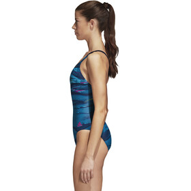 adidas Parley Swimsuit Women Core Blue/Legend Ink